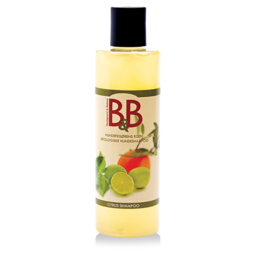 B&B Citrus shampoo 250ml