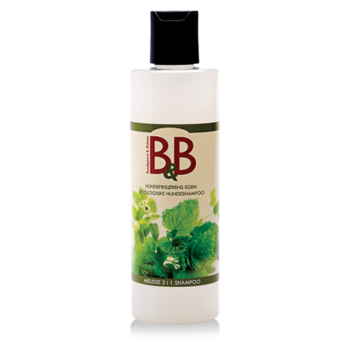 B&B Melisse 2i1 shampoo 250ml