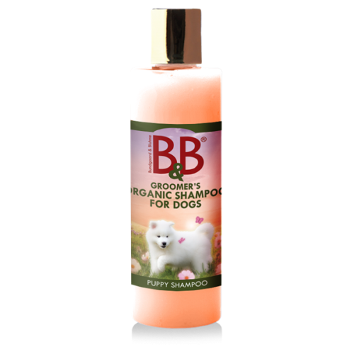 B&B Hvalpe shampoo 250ml