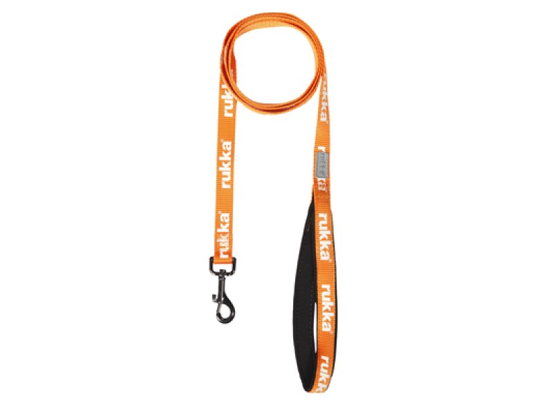GLOW LEASH ORANGE