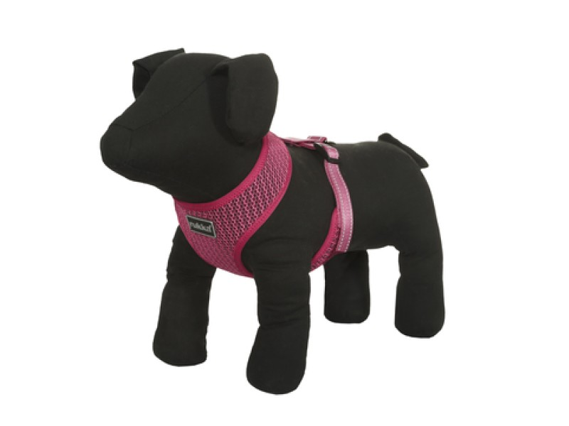 Comfort air harness hot pink
