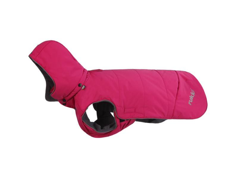 BLIZZARD JACKET PLAIN PINK