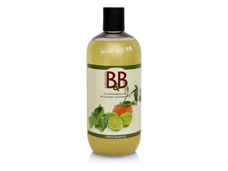 B&B Citrus shampoo 500ml