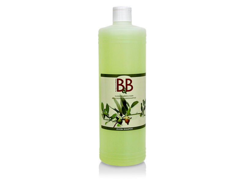 B&B Jojoba shampoo 1000ml