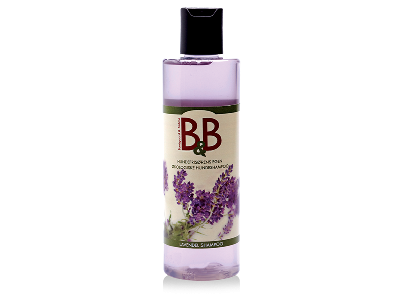 B&B Lavendel shampoo 250ml