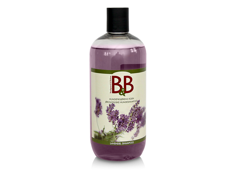 B&B Lavendel shampoo 500ml