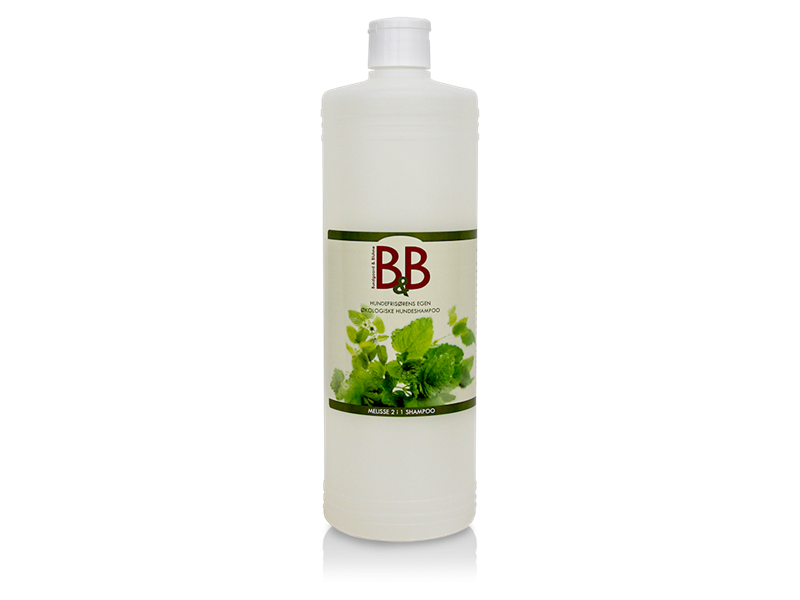 B&B Melisse 2i1 shampoo 1000ml