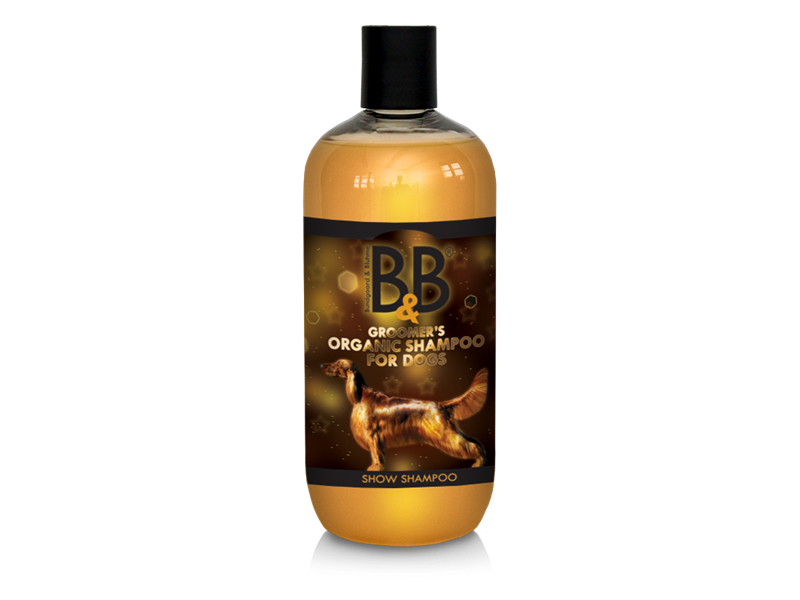 B&B Show shampoo 500ml