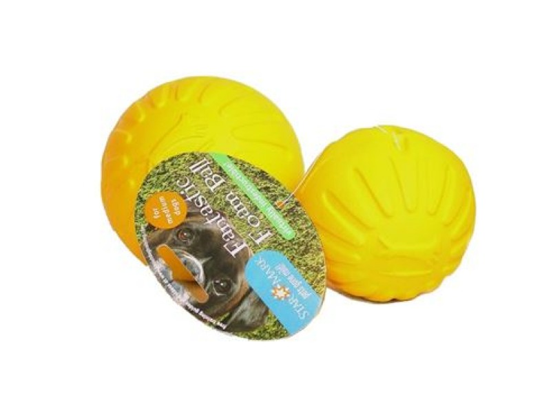 Starmark foam ball medium
