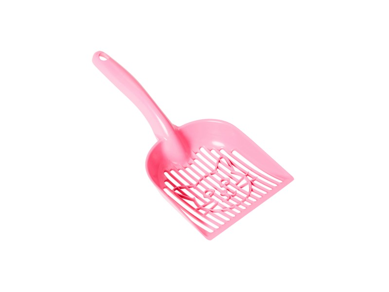Litter lifter Beamer hot pink