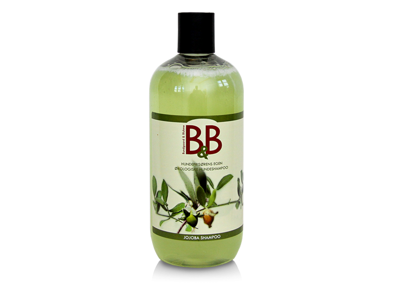 B&B Jojoba shampoo 500ml