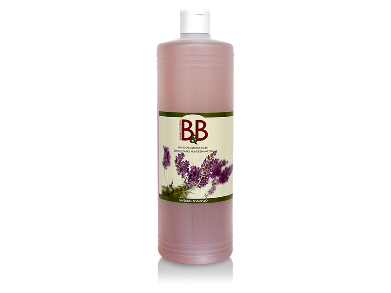 B&B Lavendel shampoo 1000ml