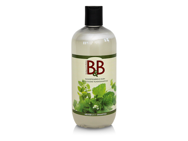 B&B Melisse 2i1 shampoo 500ml