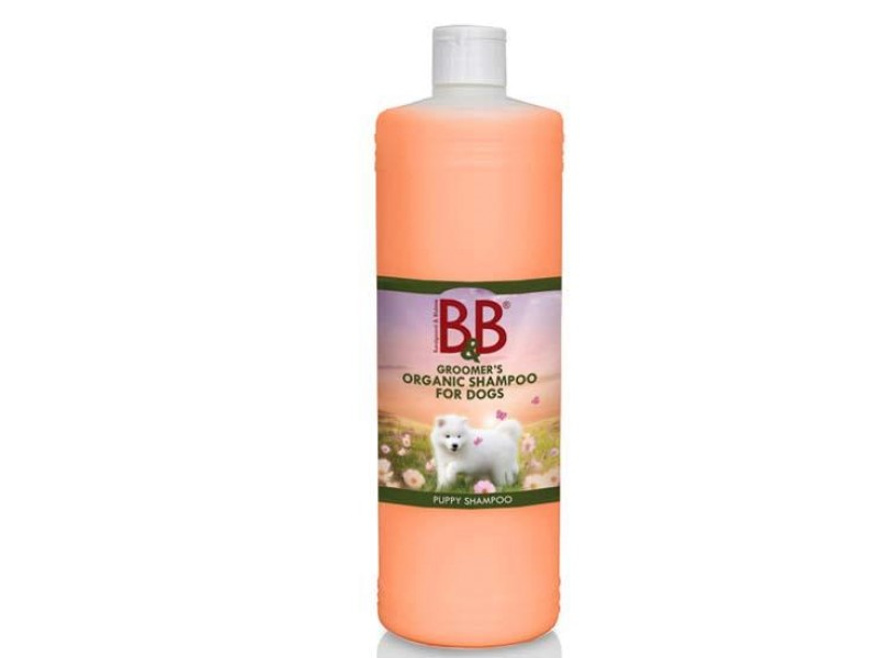 B&B Hvalpe shampoo 1000ml