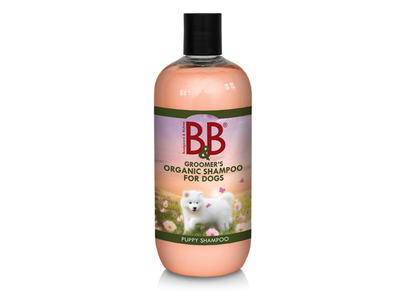B&B Hvalpe shampoo 500ml